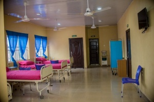 One of the revamped Primary Healthcare Centres